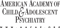 American Academy of Child & Adolescent Psychaitry Logo