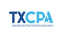 Texas Society of Certified Public Accountants Logo
